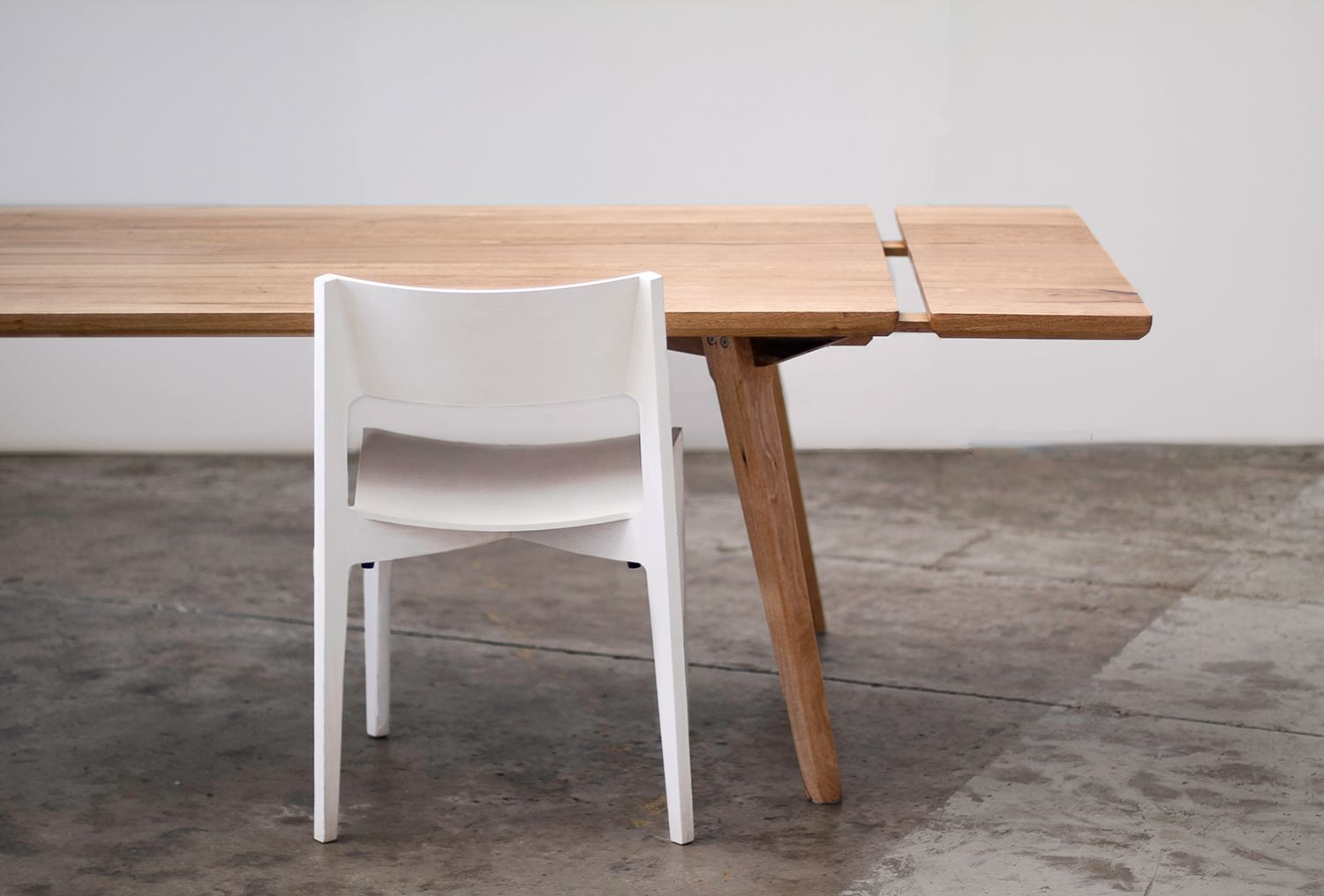 Jordan Table Extendable Recycled Timber Furniture Melbourne