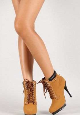 0cced86ae15c High Heel Timberland Boots Beyonce