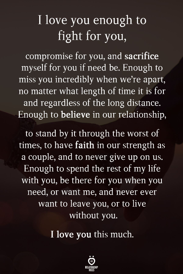 In Case You Ever Wonder This Is Me With You Fight For Love Quotes Soulmate Love Quotes True Love Quotes