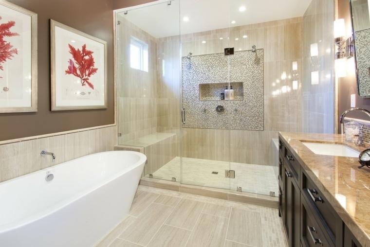 Wie man Badezimmer erneuert, ohne Bau zu machen und eine ...