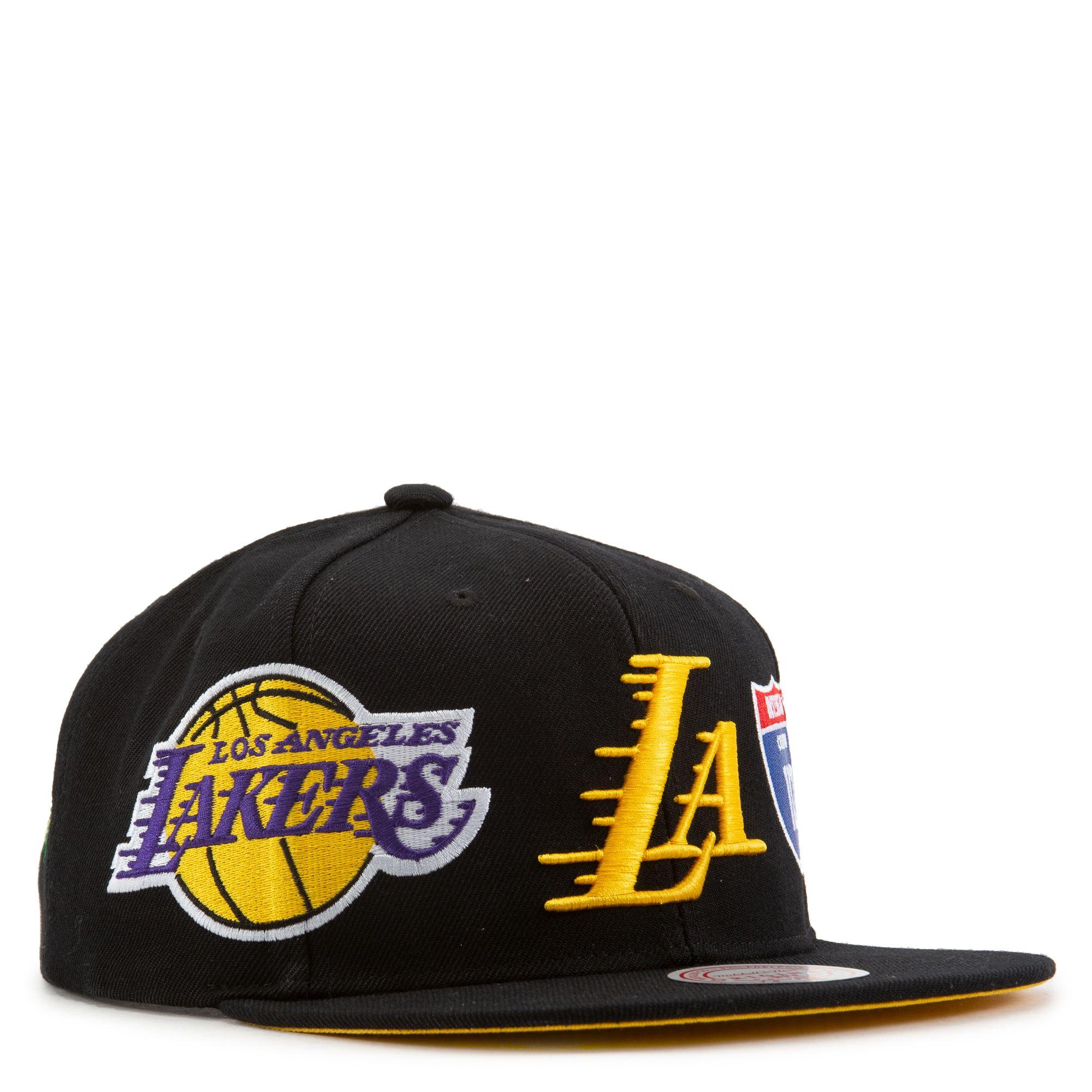 Shiekh In 2021 Snapback Hats Los Angeles Lakers Champs Snapback