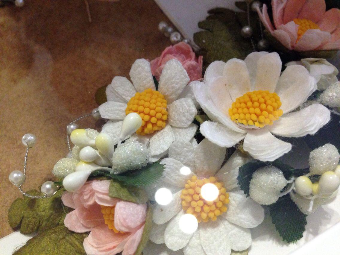 Kozadan papatyalar ipek kozasi pinterest lace beading and beads