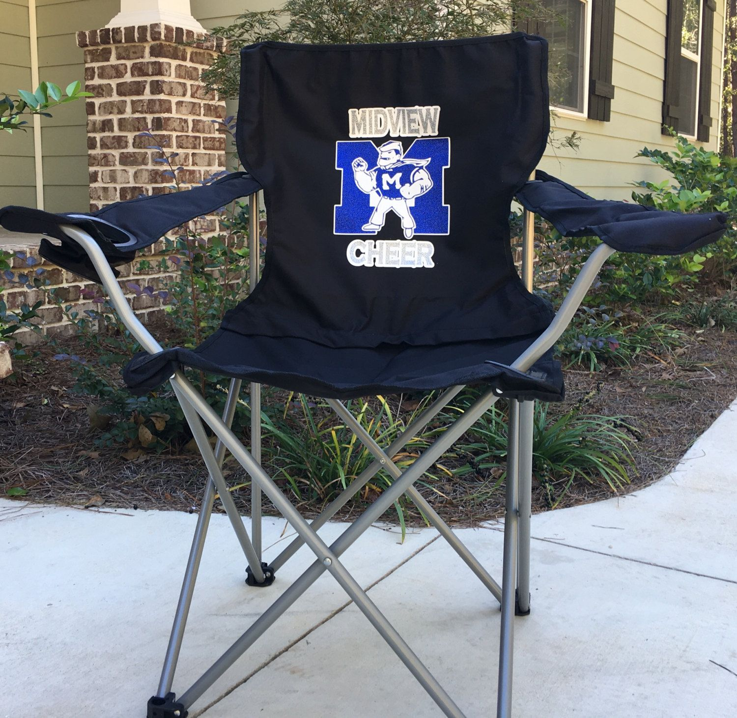 Custom Folding Chair Personalized Chair Beach Chair Etsy Personalized Chairs Custom Folding Chairs Custom Camp Chairs