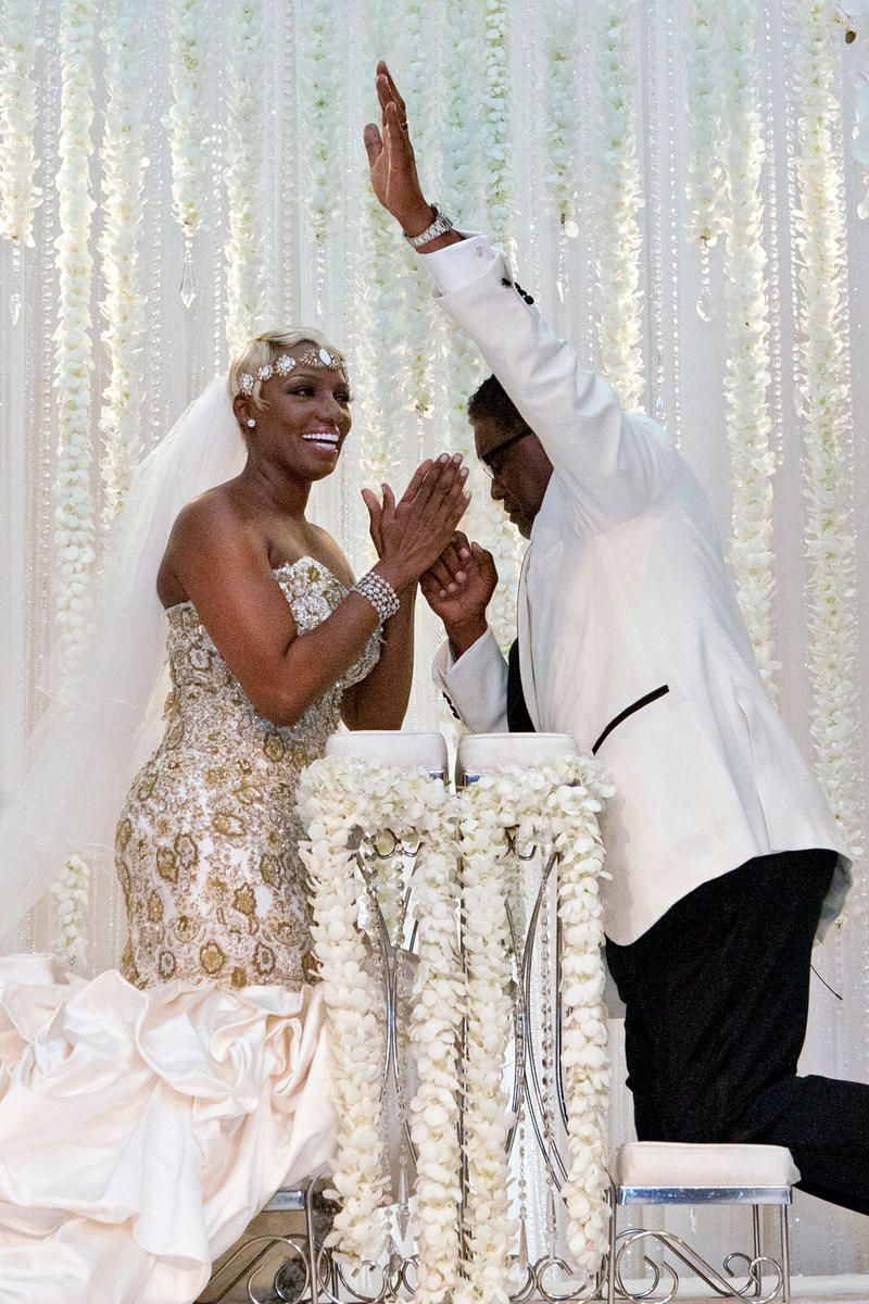 nene leakes wedding album nene leakes wedding pics and