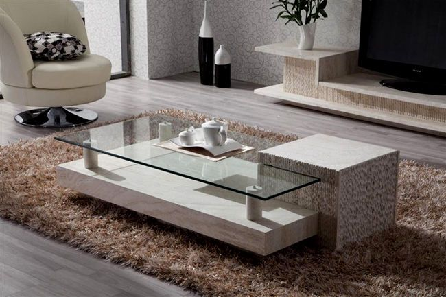 Image Result For Modern Stone Coffee Tables Coffee Table Stone Coffee Table Contemporary Coffee Table