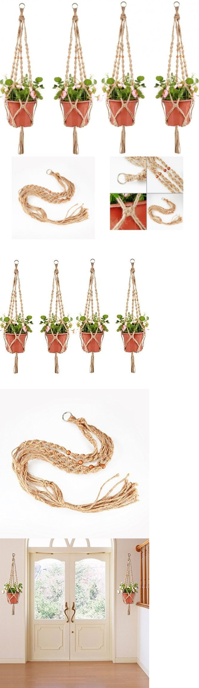 Elegant Chains for Hanging Plants