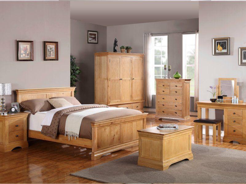 Quality Oak Bedroom Furniture