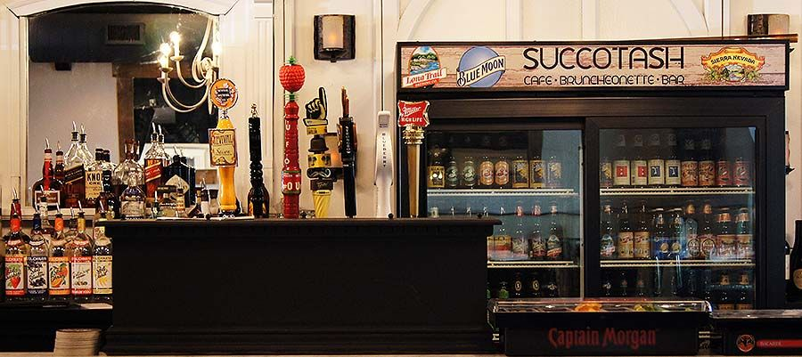 Succotash Restaurant Cafe Bar 373 Richmond