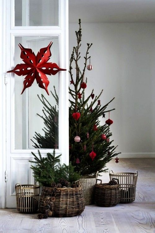 Skandi und Retro Weihnachtssterne aus Holz effektvoll in Szene setzen - 50 Ideen - Wohnideen und Dekoration #weihnachtlicheszuhause