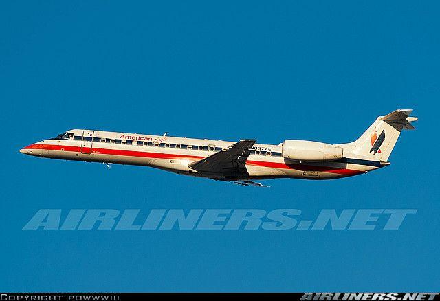 Embraer ERJ-140LR (EMB-135KL) aircraft picture