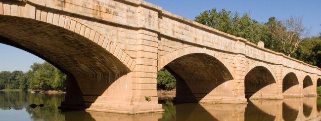 C & O Canal Monocacy Aqueduct