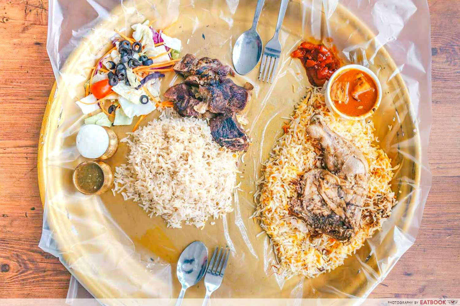 Cafe Mariam Review Cheap And Good Nasi Briyani By A Third Generation Chef Eatbook Sg New Singapore Restaurant And Street Food Id In 2020 Halal Recipes Food Foodie