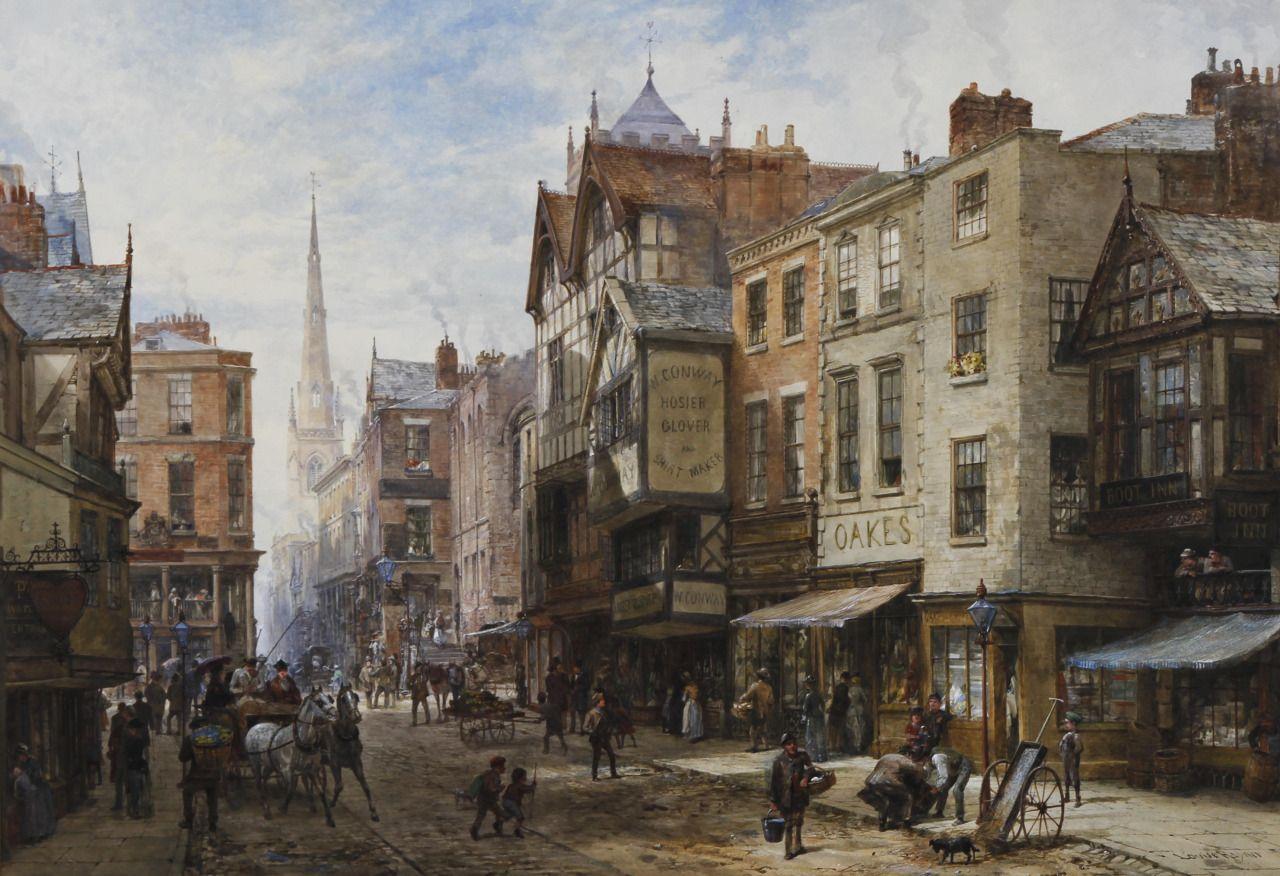 Картинка викторианская англии