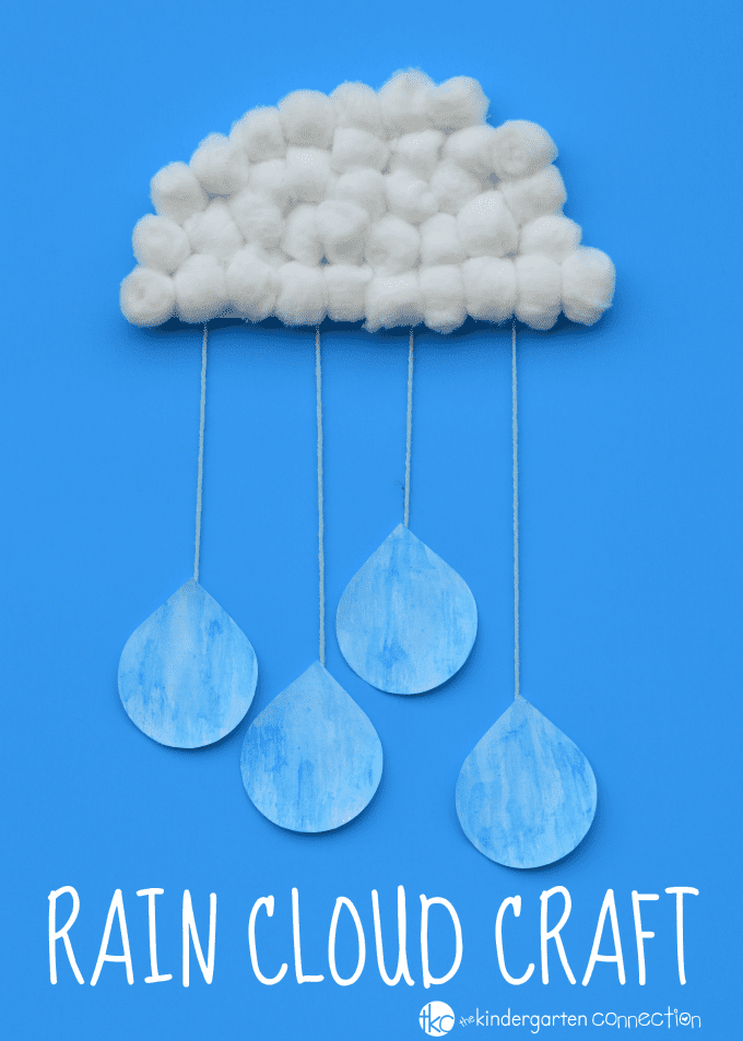 Cut 1cm circular strips out of your toilet paper roll. 10 Exciting Cloud Crafts For Kids Cotton Ball Crafts Rainy Day Crafts Cloud Craft