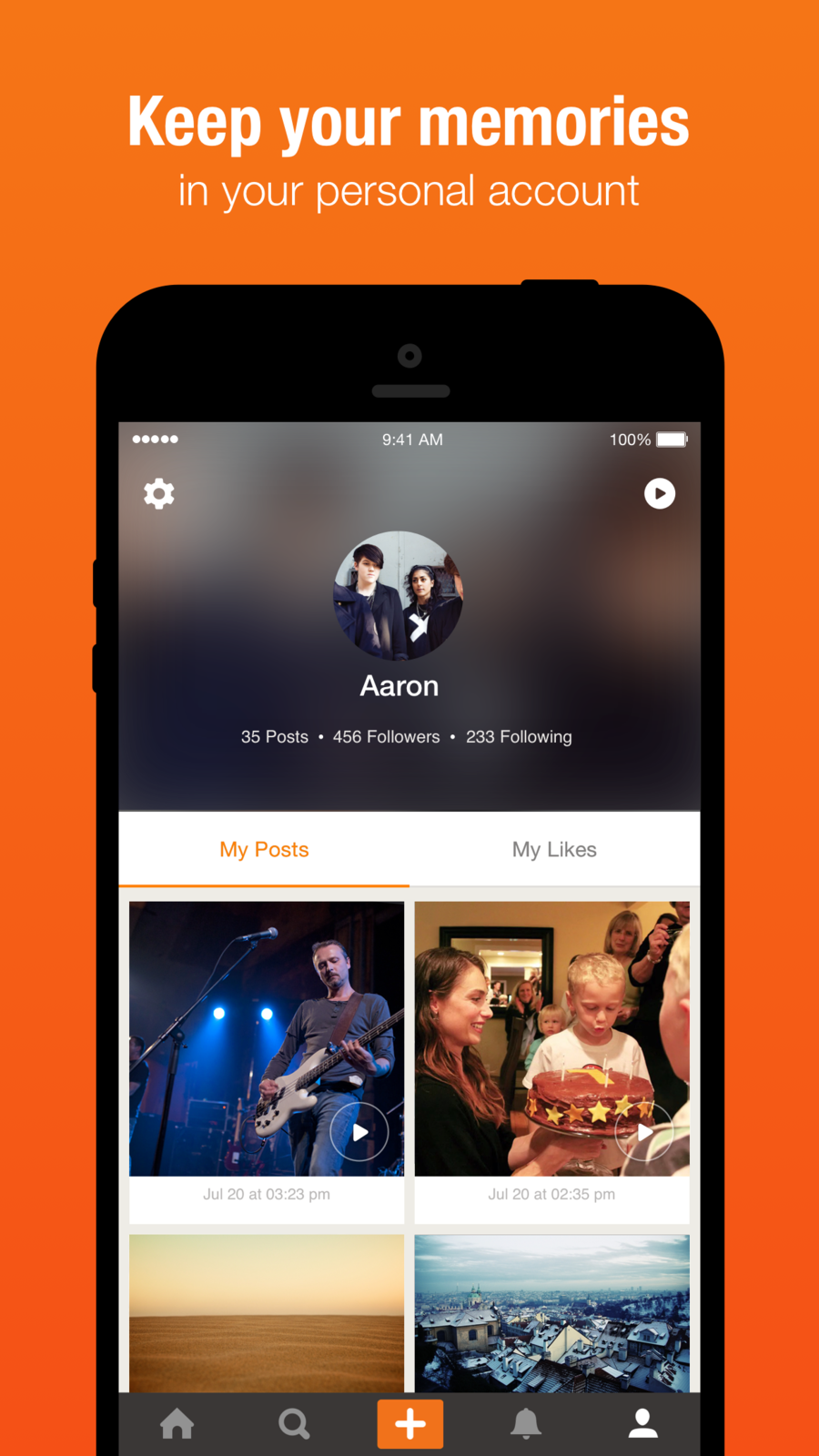 PhotoTalk Tell Your Life Story With Photos Music
