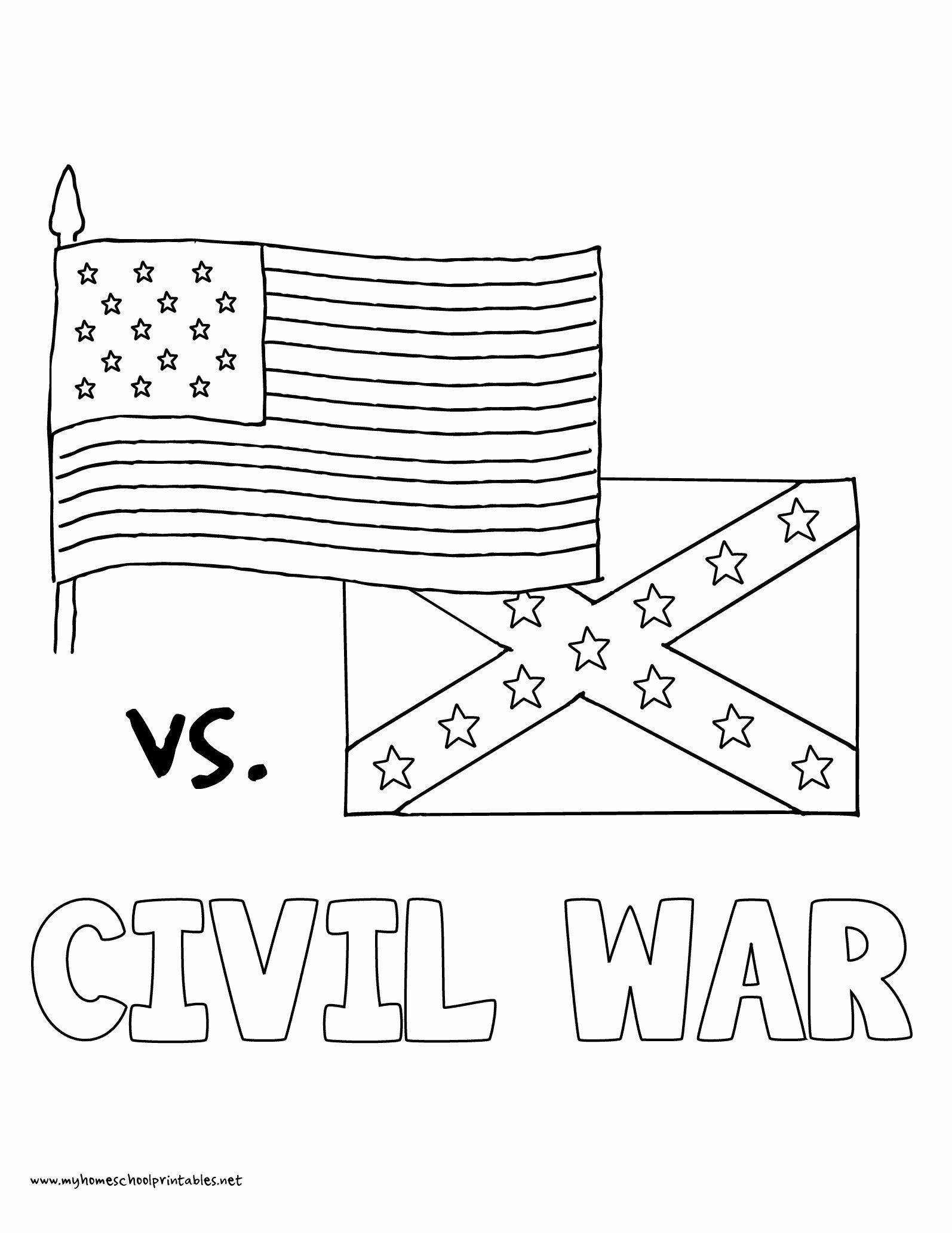 Coloring Sheets Of History Inspirational Elegant Union Flag Civil War Coloring Page Ucandate [ 2063 x 1594 Pixel ]