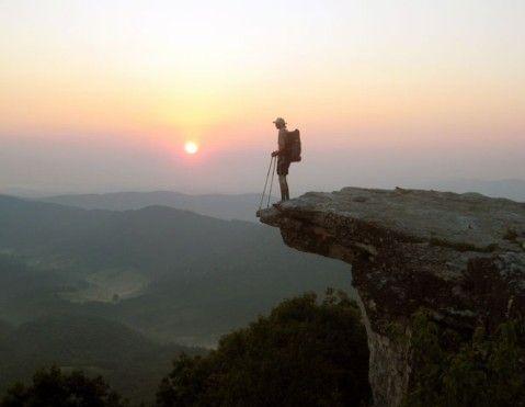 my goal: hike a portion of the Appalachian Trail