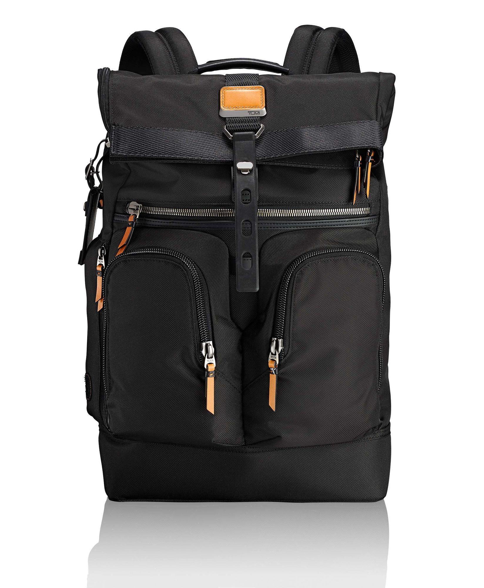4336faf9b London Roll Top Backpack Alpha Bravo   Stuff I Want   Backpacks, Top ...