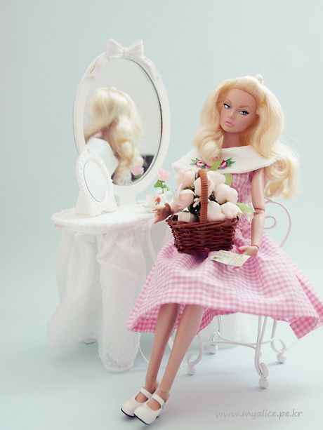 "Poppy Parker, ""I Love How You Love Me"" by spring & summer, via Flickr"
