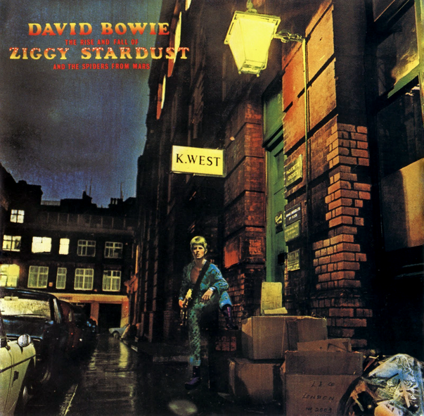 The Rise and Fall of Ziggy Stardust and the Spiders From Mars, David Bowie | 33 Albums Every Kid Should Hear Before They Turn 13