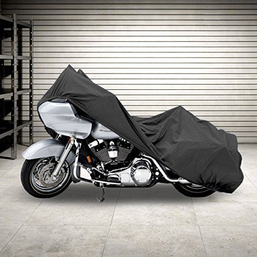 Neh Motorcycle Bike Cover Travel Dust Storage Cover For Harley Dyna Glide Wide Glide Fxdwg Fxwg Read More Reviews Of The Product Bike Cover Motorcycle Cover