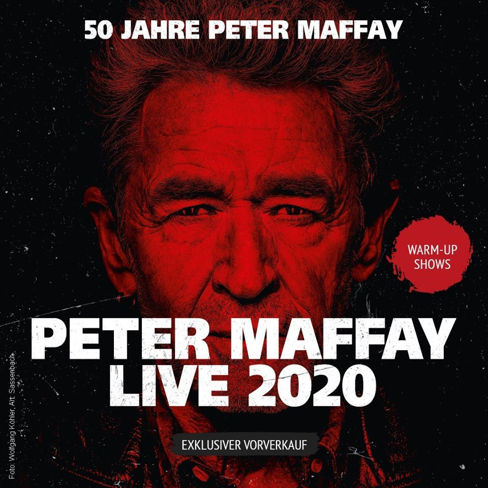 Peter Maffay 2020 Maritim Seehotel Timmendorfer Strand
