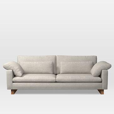 harmony xl grand sofa trillium twill stone products sofa sofa rh pinterest com
