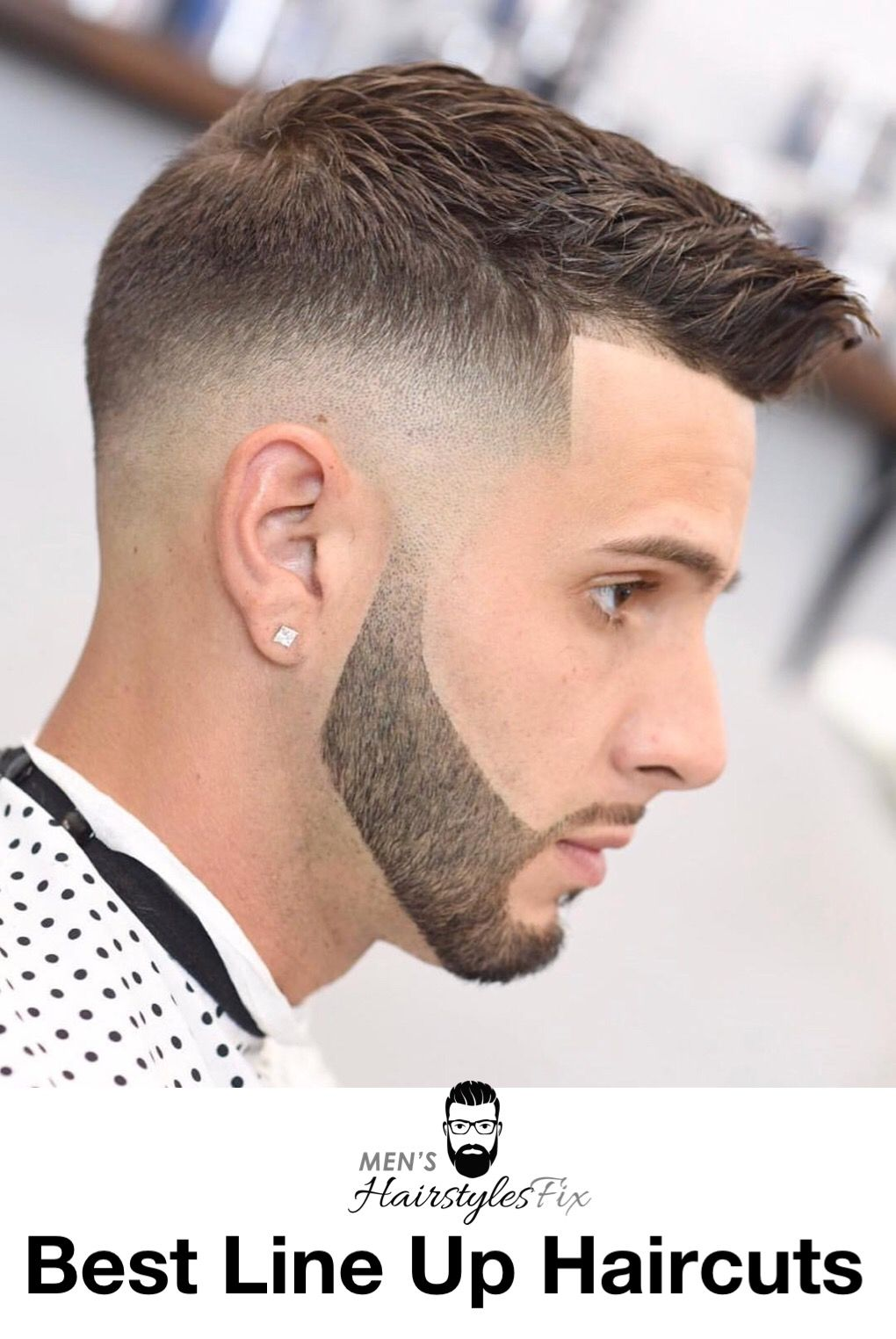 What Is Line Up Haircut 20 Best Line Up Haircuts Short Hair Men