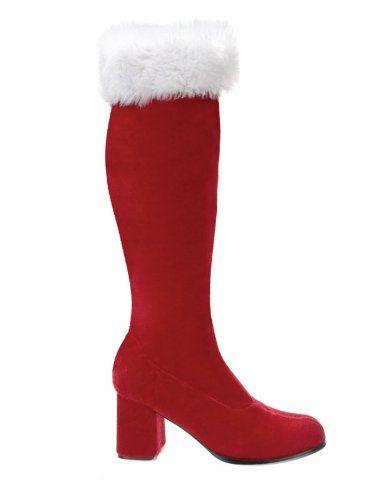 3e3f0c934fa00 Womens Santa Boots - Pleaser : amazon | ❦ boots ❦ in 2019 | Santa ...