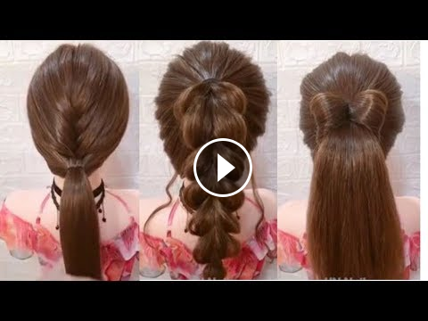 Girls Hairstyles Hairstyle Videos Hair Style For Girls Indian