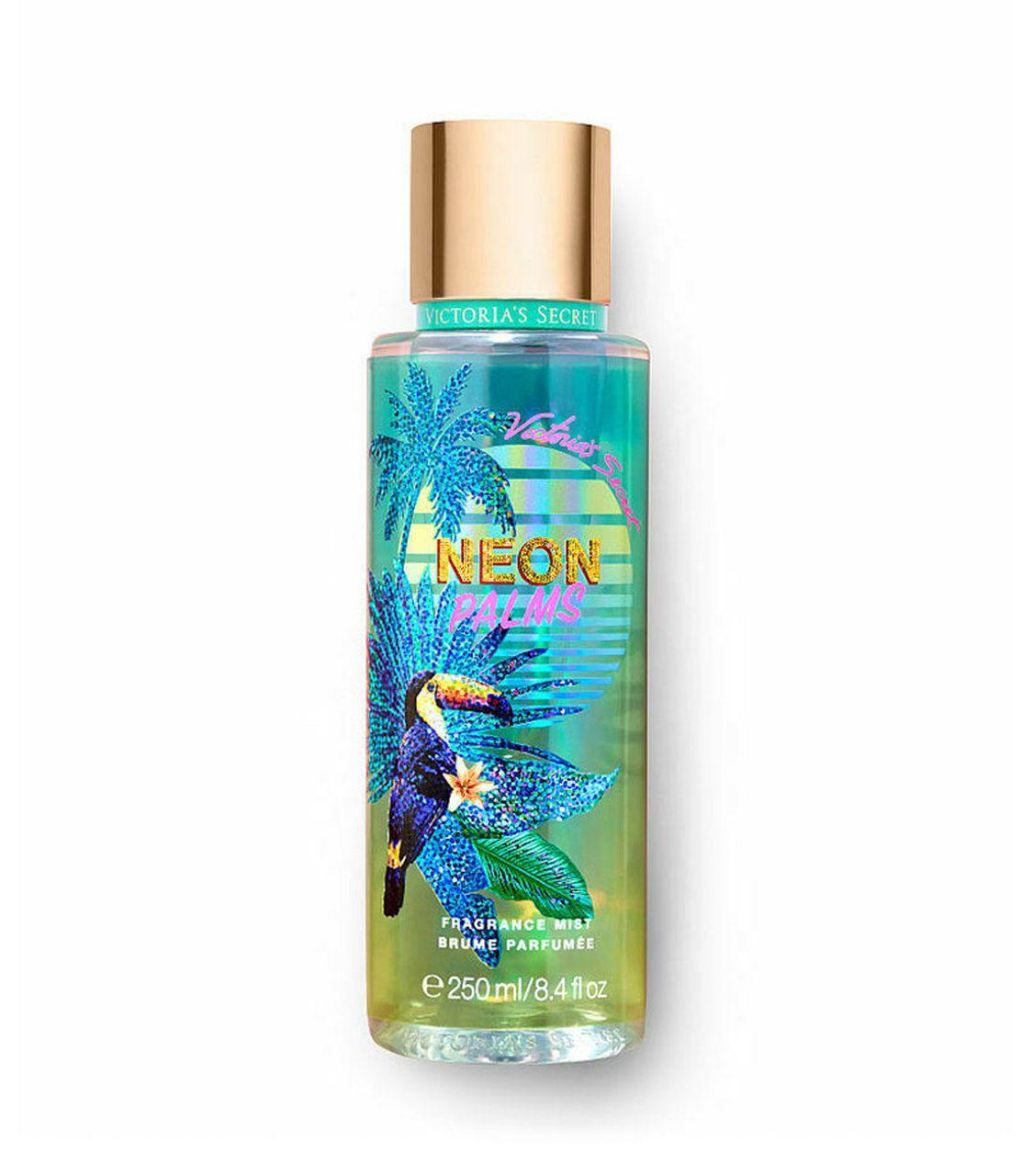 Victoria S Secret Neon Palms Body Mist 8 4 Oz Fragrance Mist Victoria Secret Fragrances Victorias Secret Beauty