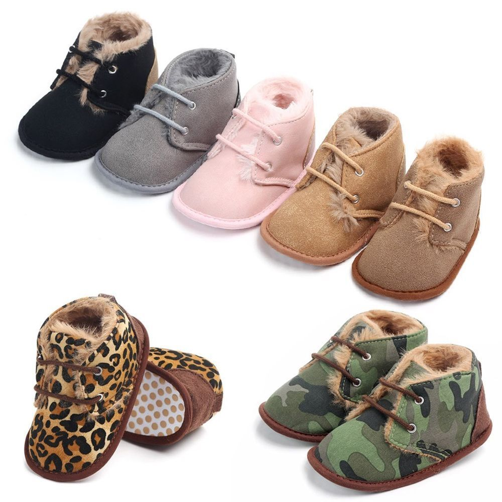 c977ea281dd25 Newborn Baby Girl Boy Winter Warm Anti-Slip First Walkers Boots Soft Sole  Shoes #fashion #clothing #shoes #accessories #babytoddlerclothing  #babyshoes (ebay ...