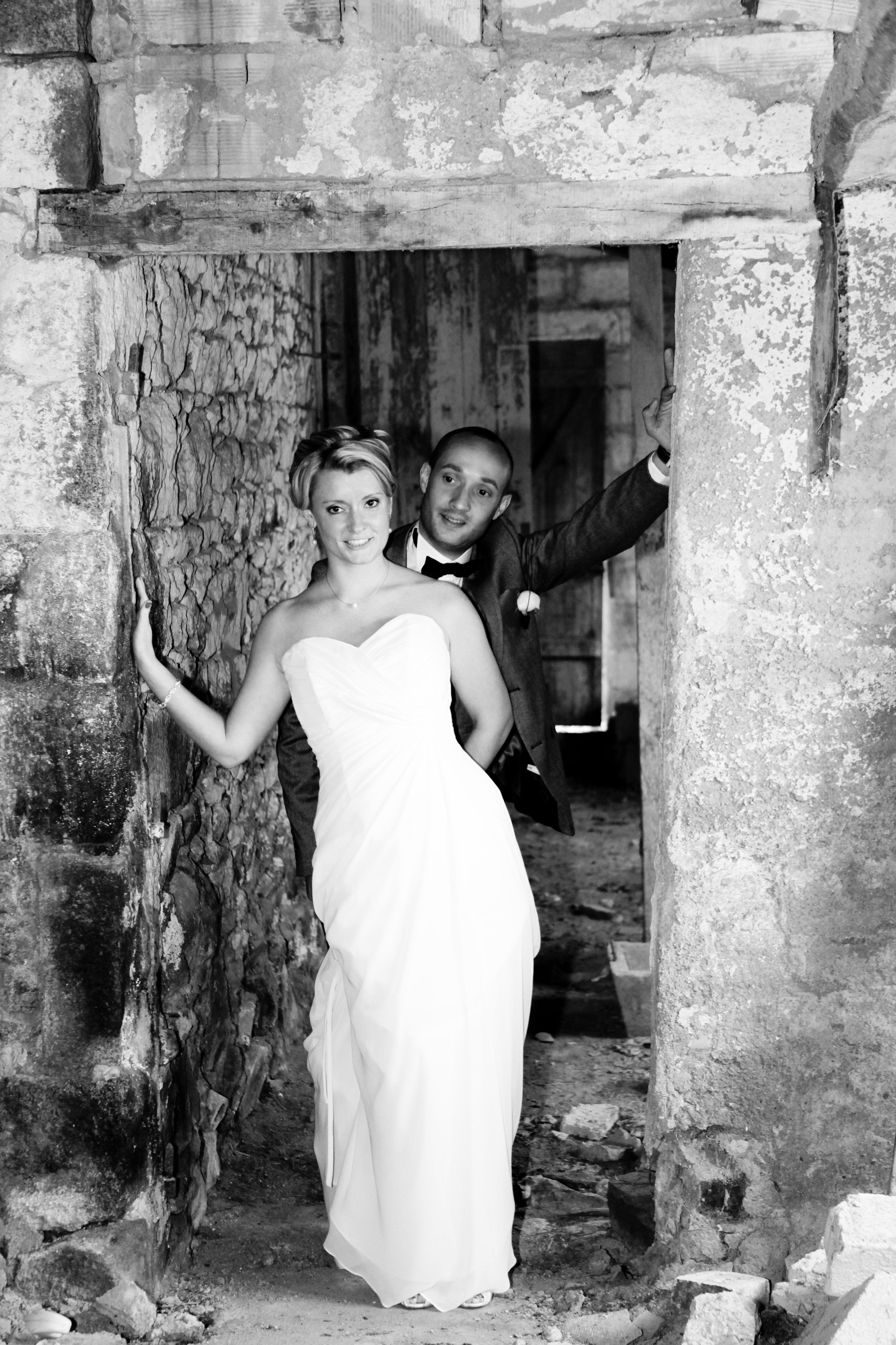 Mariage de Caroline et Yoann (par Delphine Herrou et Amandine Stoll)