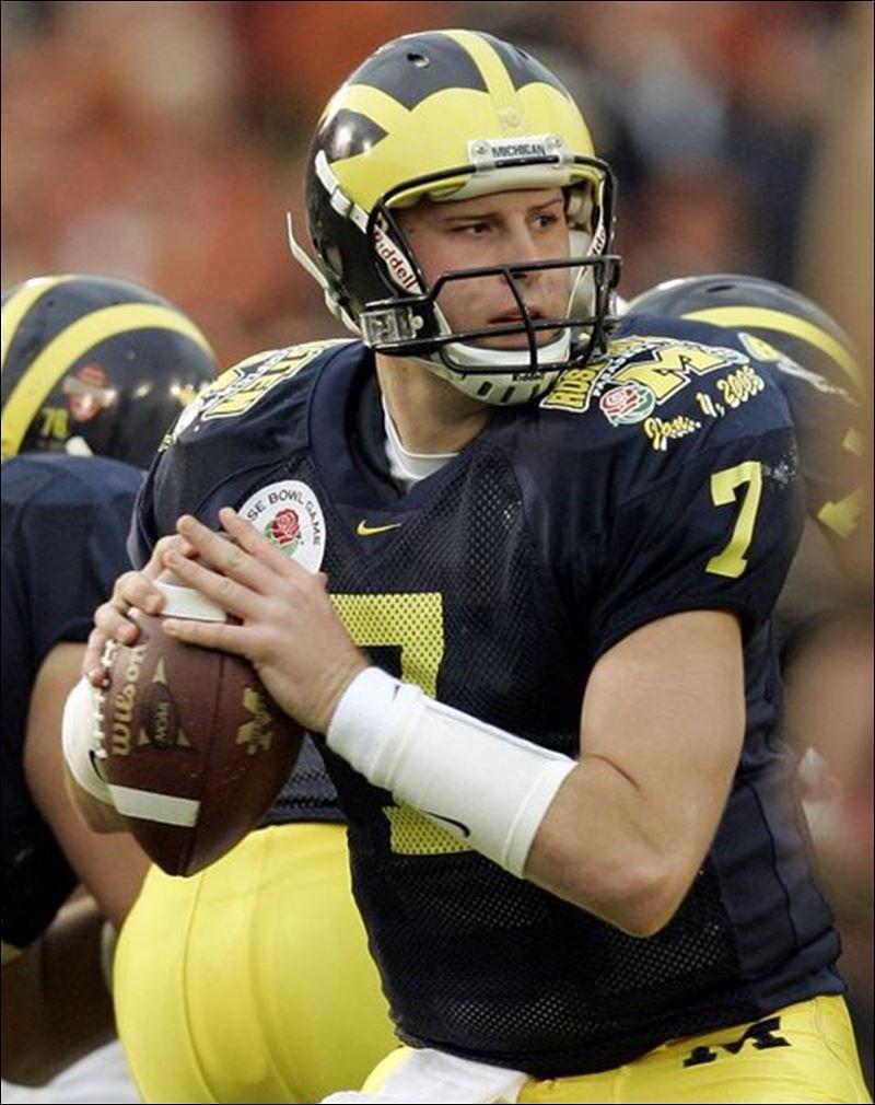 on sale f2d8c 0a84d Chad Henne | Michigan Football | Michigan wolverines ...