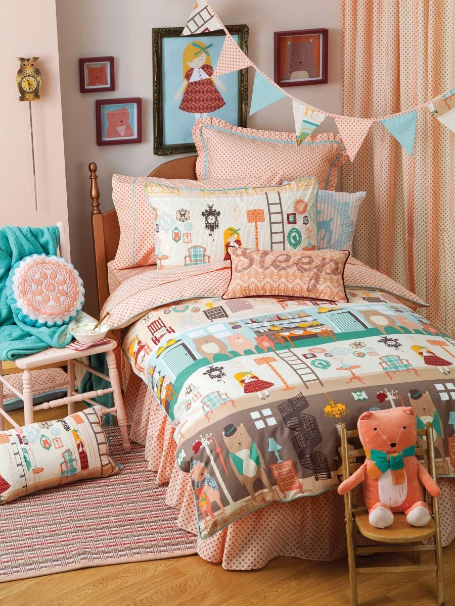 single quilt cover Sets Goldilocks quilt Orange, Orange Quilt ... : cheap quilt cover sets online - Adamdwight.com