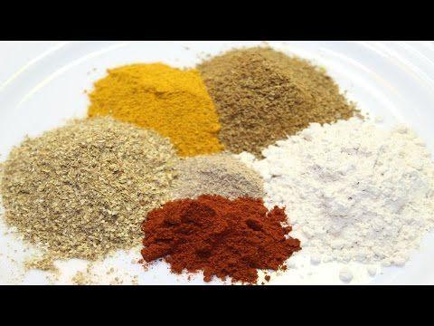 طريقة عمل خلطة بهارات السمك و المأكولات البحرية Seafood Spice Dog Food Recipes Food Animals Middle Eastern Recipes