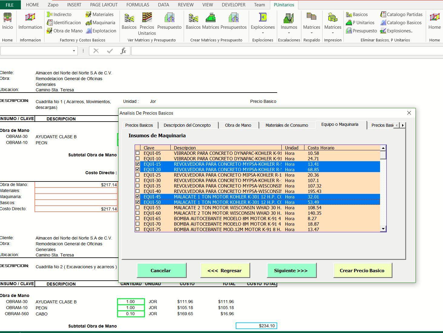 Matrices De Precios Unitarios En Excel Con Registrarse Ud Podra Descargar La Informacion Que Continuamente Estamos Compartiend En 2020 Matriz Presupuesto Computadora