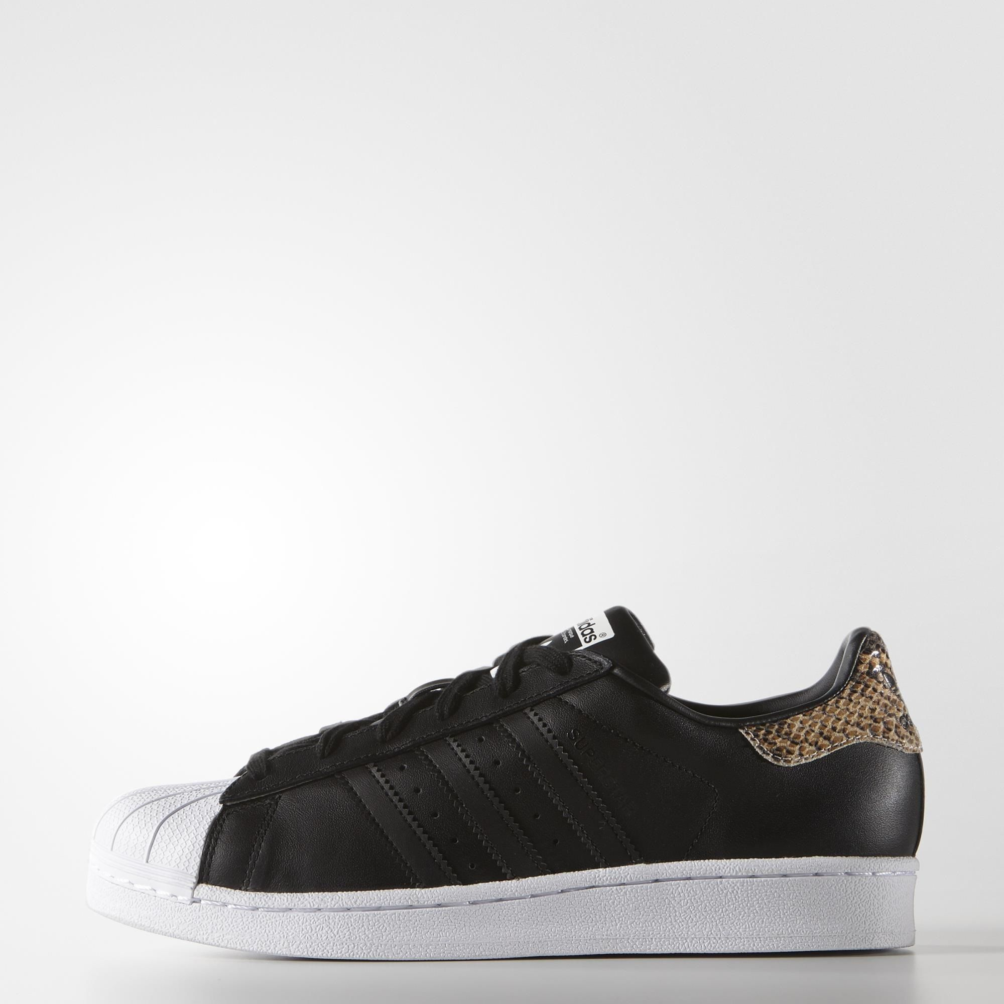 huge selection of b9fb0 5a7f0 adidas Tenis Originals Superstar Mujer - Black   adidas Mexico