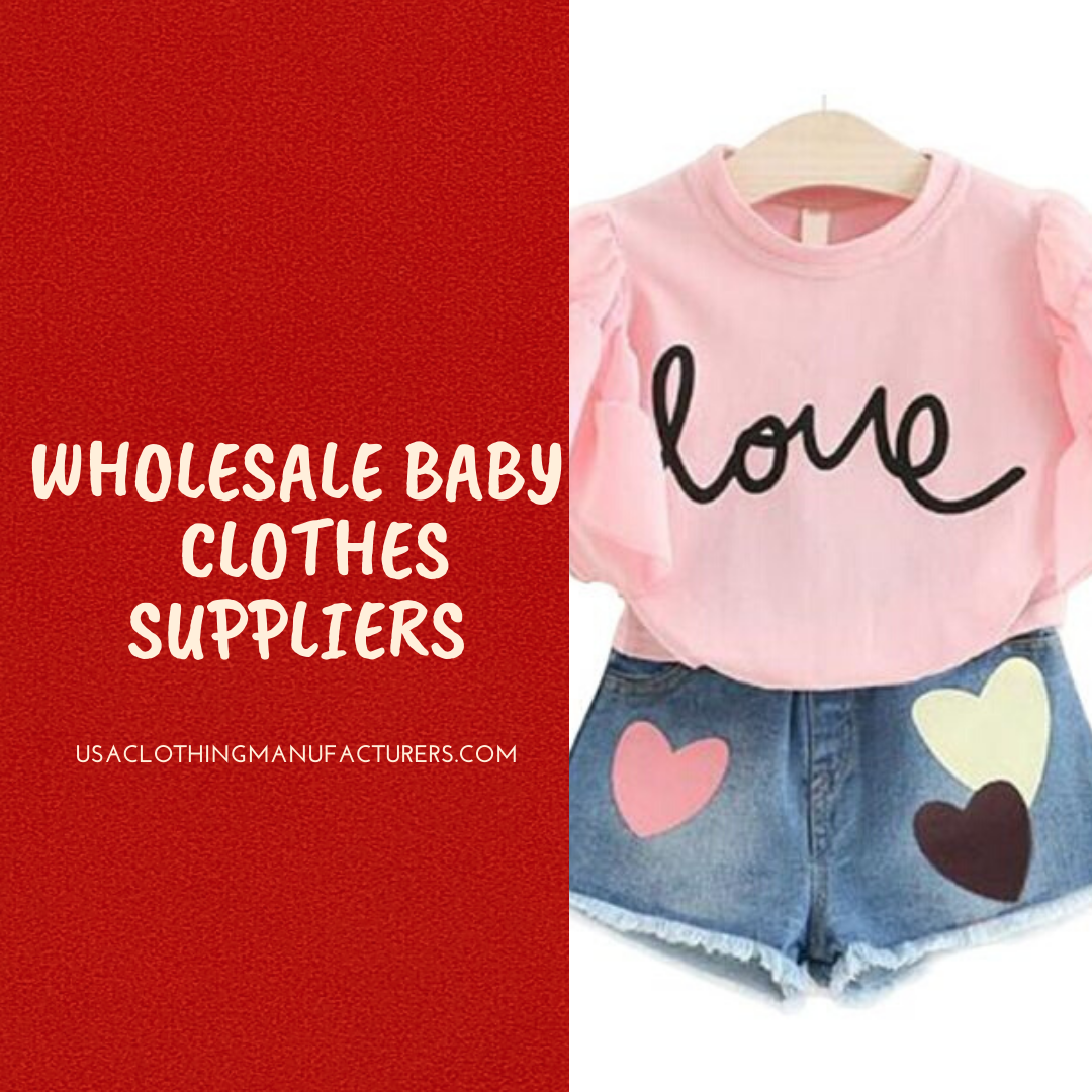Elegant And Attractive Wholesale Baby Clothes Suppliers In ...