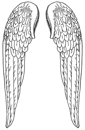 Angel Wings Karen S Whimsy Angel Wings Images Winged Stencil Angel Wings