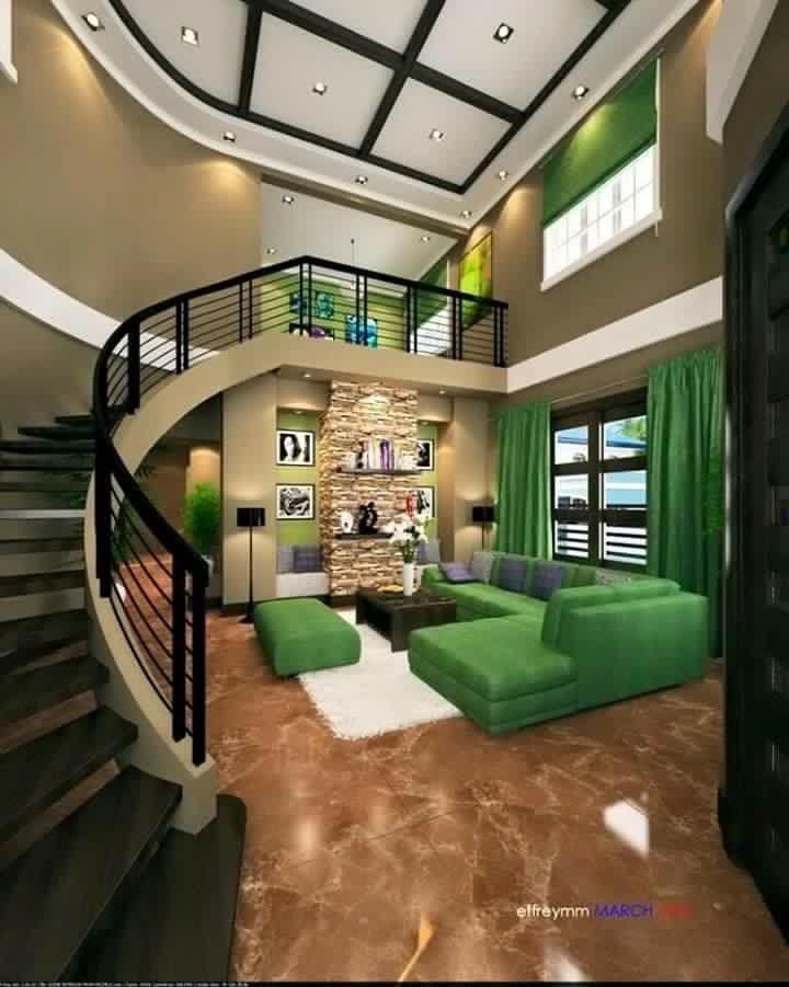 Hall Design Stair Design House Design Loft