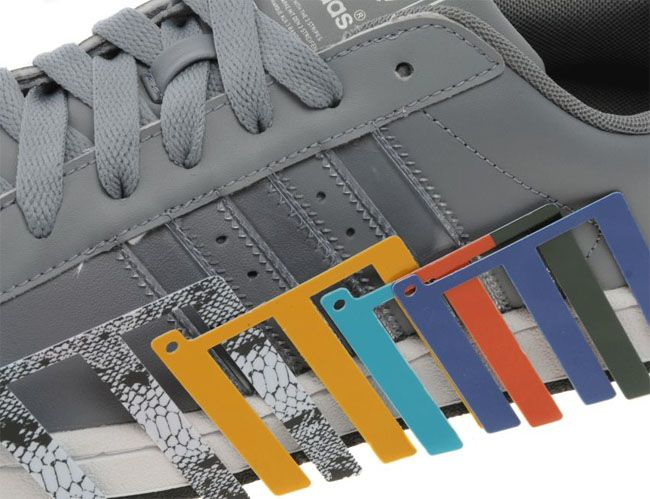 adidas originals superstar 2 Grey