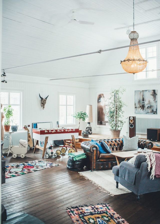 a vintage inspired swedish home full of soul my scandinavian home rh in pinterest com