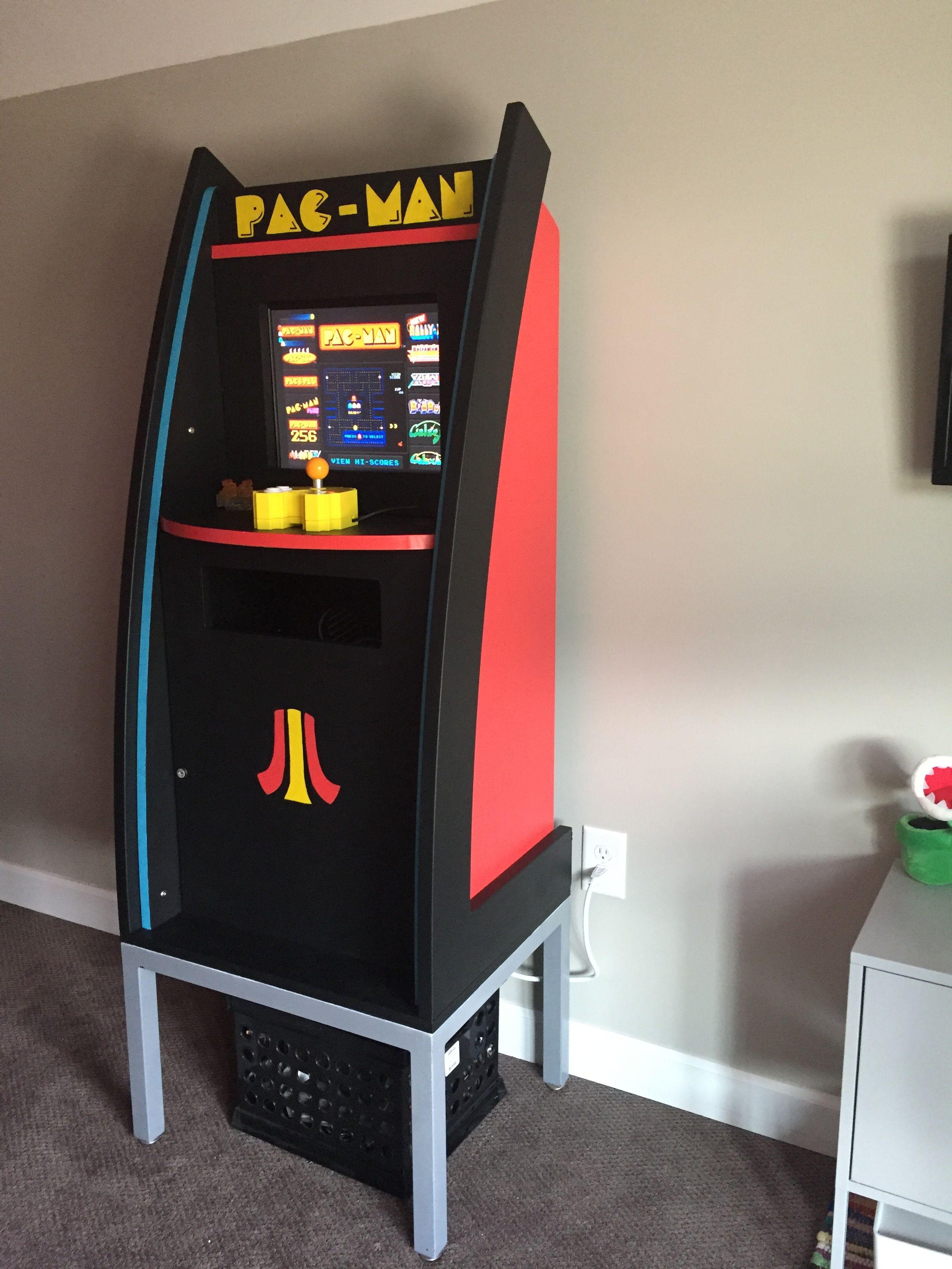 Pin Em Arcade