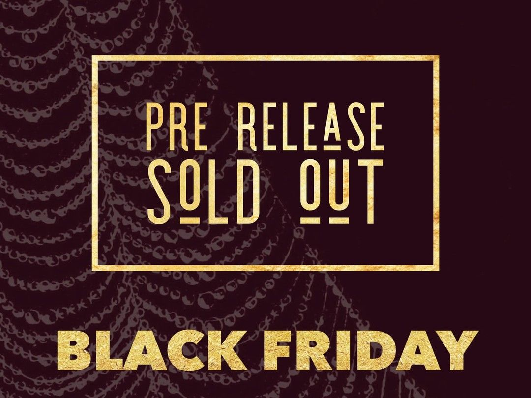Black Friday Pre Release Spots Are Sold Out If You Missed It No Worries I Will Open The Rest Of The Spots On Fri In 2020 Early Black Friday Who Book