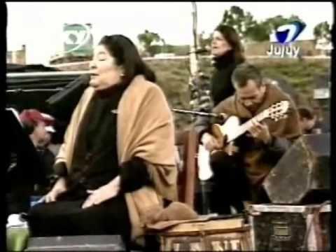 "Mercedes Sosa ""Argentina en vivo 2"" Concierto completo full concert"