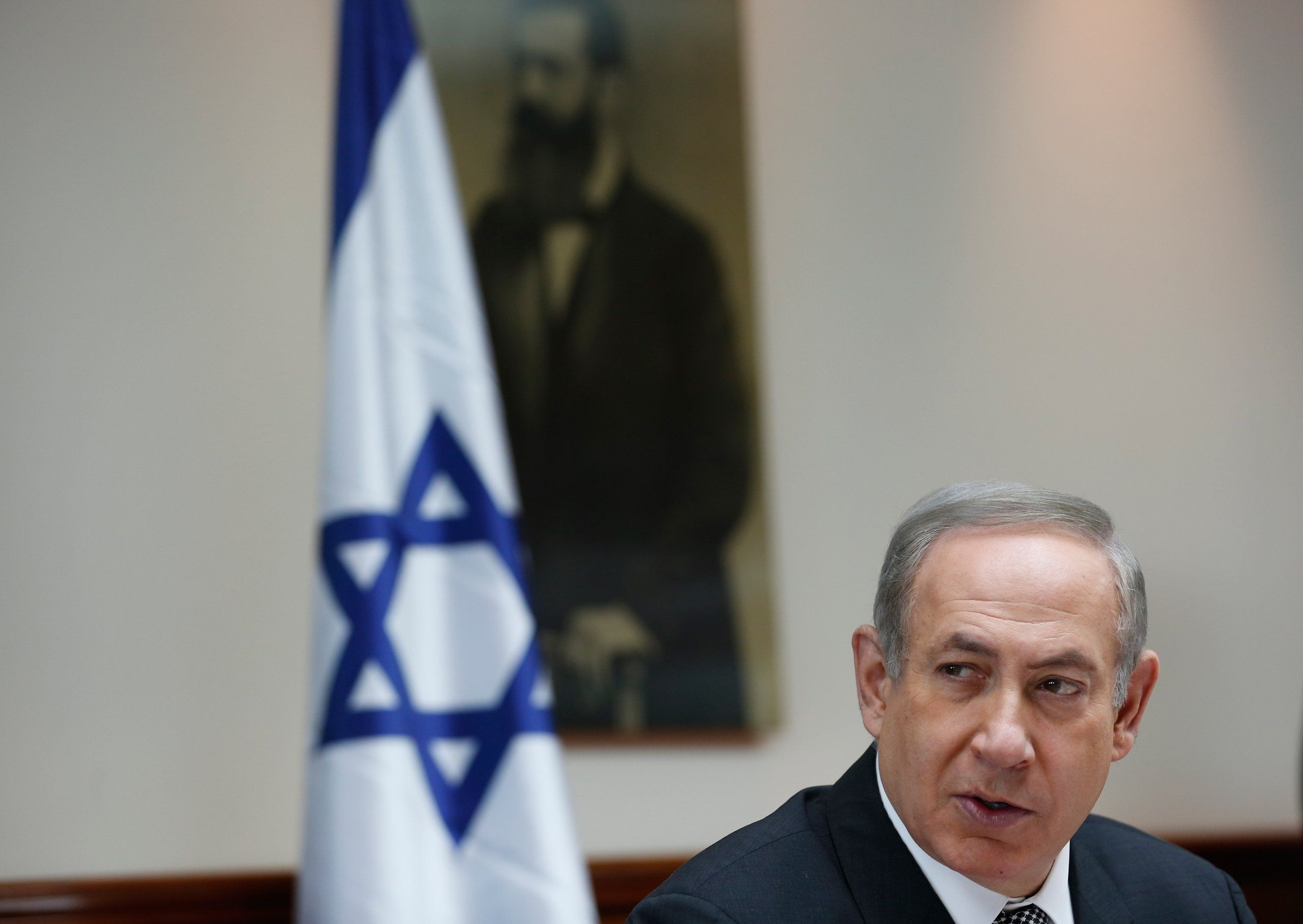 Netanyahu has ruled out resigning following a