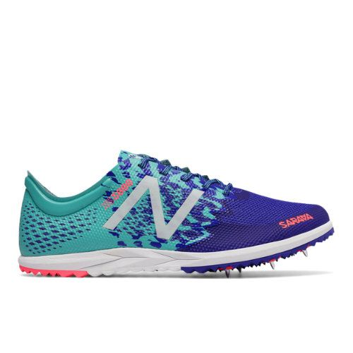 XC5000v3 Spike Women s Cross Country Shoes - Blue Green (WXC5000W) Estilo New  Balance 1bd5b71aeec33