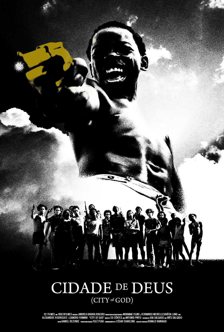 City Of God By Kevin Carter Poster Design Graphicdesign