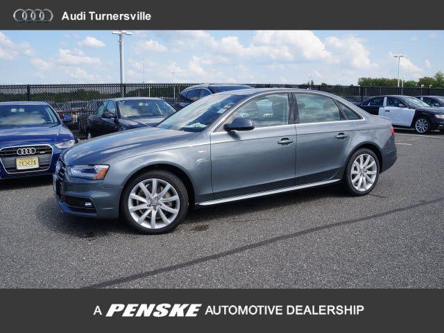 Audi A Dr Sdn CVT FrontTrak T Premium - Audi turnersville